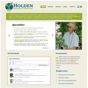 Holden Research Small Business Package