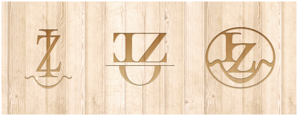 IZ Ranch Logo Development